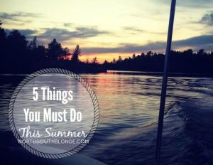 5thingstodothisummer