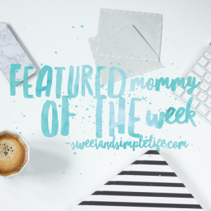 featured mommy chloe