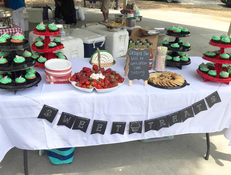 should you throw a display baby shower sweet and simple
